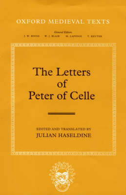 The Letters of Peter of Celle