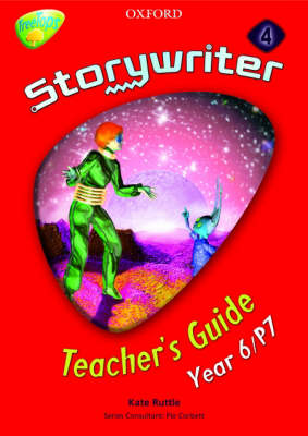Oxford Reading Tree: Y6: Treetops Storywriter 4: Fiction Teacher's Guide