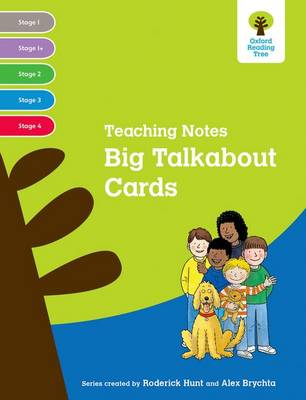 Oxford Reading Tree: Stages 1-4: Big Talkabout Cards: Teaching Notes: Stages 1-4: Big Talkabout Cards: Teaching Notes