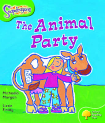 Oxford Reading Tree: Level 2: Snapdragons: The Animal Party