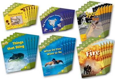 Oxford Reading Tree: Stage 7: Fireflies: Class Pack (36 Books, 6 of Each Title)