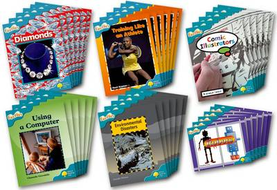 Oxford Reading Tree: Stage 9: Fireflies: Class Pack (36 Books, 6 of Each Title)