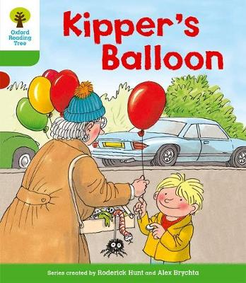 Oxford Reading Tree: Level 2: More Stories A: Kipper's Balloon