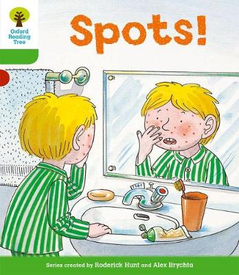Oxford Reading Tree: Level 2: More Stories A: Spots!
