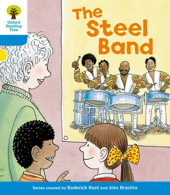 Oxford Reading Tree: Level 3: First Sentences: The Steel Band