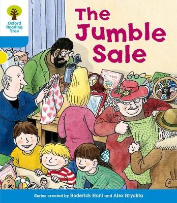 Oxford Reading Tree: Level 3: More Stories A: The Jumble Sale