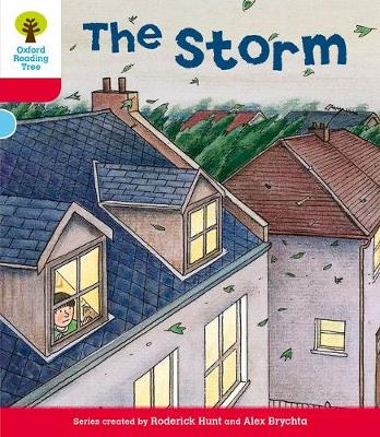 Oxford Reading Tree: Level 4: Stories: The Storm