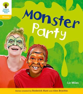 Oxford Reading Tree: Level 5: Floppy's Phonics Non-Fiction: Monster Party