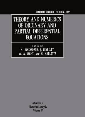 Theory and Numerics of Ordinary and Partial Differential Equations