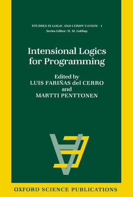 Intensional Logics for Programming