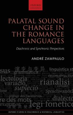 Palatal Sound Change in the Romance Languages: Diachronic and Synchronic Perspectives
