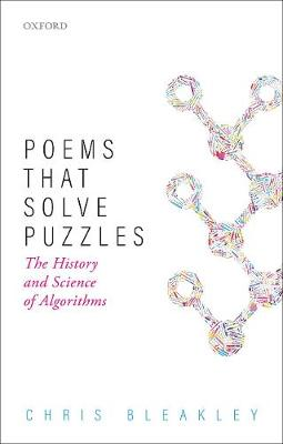 Poems That Solve Puzzles: The History and Science of Algorithms