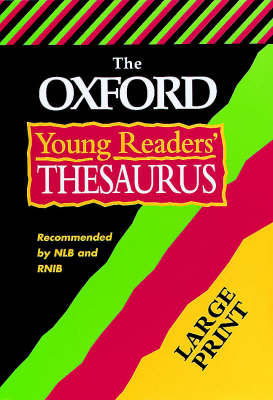 The Oxford Young Reader's Thesaurus