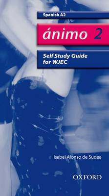 Animo: 2: A2 WJEC Self-Study Guide with CD-ROM