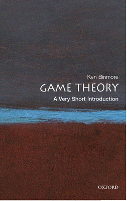 Game Theory: A Very Short Introduction
