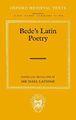 Bede's Latin Poetry
