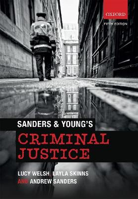 Sanders & Young's Criminal Justice