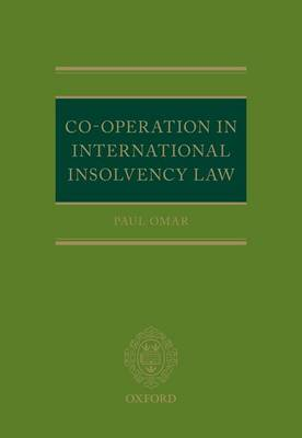 International Insolvency Law: Co-Operation and the Common Law