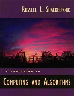 Introduction to Computing and Algorithms