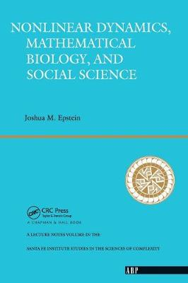 Nonlinear Dynamics, Mathematical Biology, And Social Science: Wise Use Of Alternative Therapies