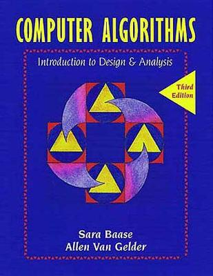 Computer Algorithms: Introduction to Design and Analysis