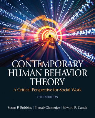 Contemporary Human Behavior Theory: A Critical Perspective for Social Work with MySearchLab -- Access Card Package