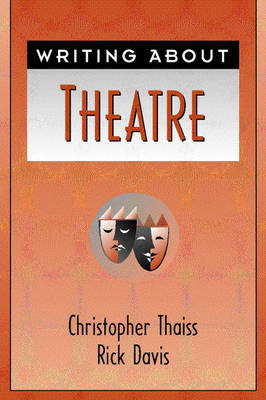 Writing About Theater
