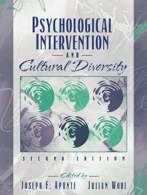 Psychological Intervention and Cultural Diversity