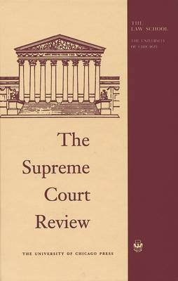The Supreme Court Review: 1987