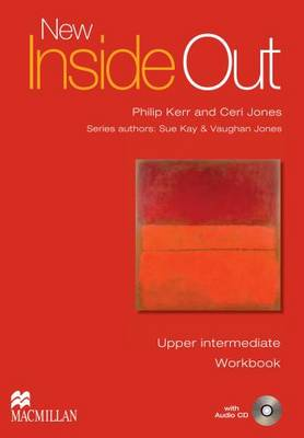 New Inside Out Upper-Intermediate Workbook Pack without Key Edition