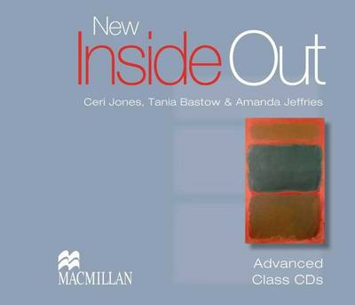 New Inside Out Advanced Class CDx3