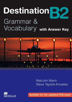 Destination B2 Intermediate Student Book +key