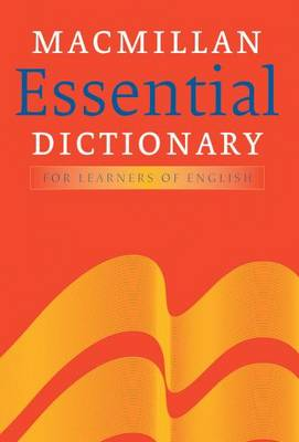 Macmillan Essential Dictionary Paperback: Combined Essential PB