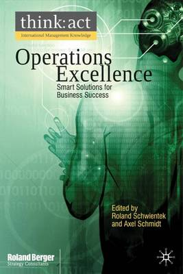 Operations Excellence: Smart Solutions for Business Success