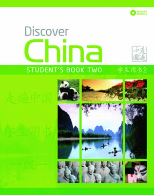 Discover China - Level 2 - Student's book