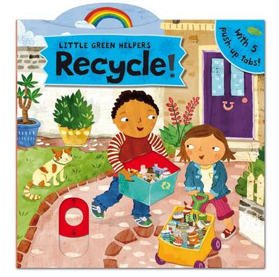Little Green Helpers: Recycle!