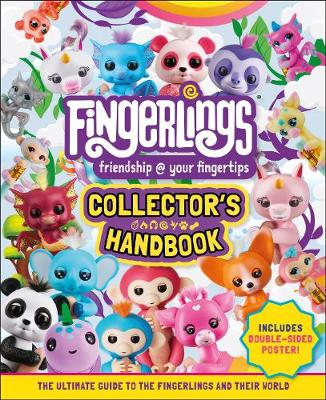 Fingerlings Collector's Handbook: Includes Double-sided Poster