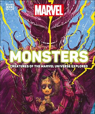 Marvel Monsters: Beasts of the Marvel Multiverse explored