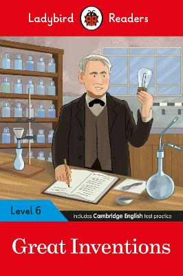 Great Inventions - Ladybird Readers Level 6