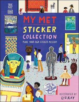 My Met Sticker Collection: Make your own sticker museum
