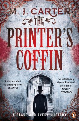 The Printer's Coffin: The Blake and Avery Mystery Series (Book 2)