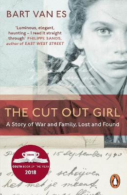 The Cut Out Girl: A Story of War and Family, Lost and Found