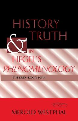 History and Truth in Hegel's Phenomenology, Third Edition