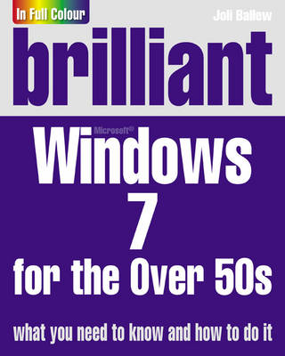 Brilliant Windows 7 for the Over 50s