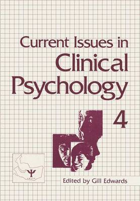 Current Issues in Clinical Psychology: Current Issues in Clinical Psychology