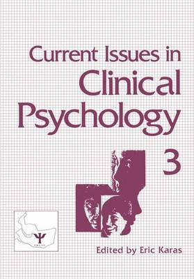Current Issues in Clinical Psychology