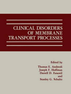 Clinical Disorders of Membrane Transport Processes