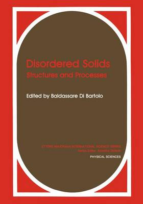 Disordered Solids: Structures and Processes
