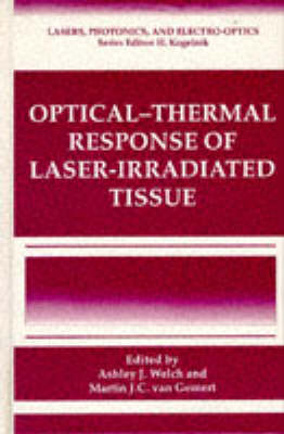 Optical-response of Laser-irradiated Tissue