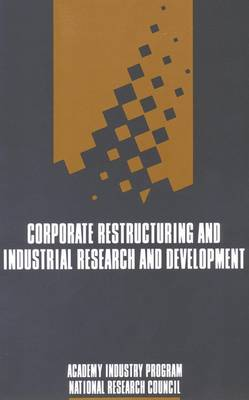 Corporate Restructuring and Industrial Research and Development